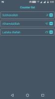 Digital Tally Counter - Tasbih, Zikr, Tasbeeh