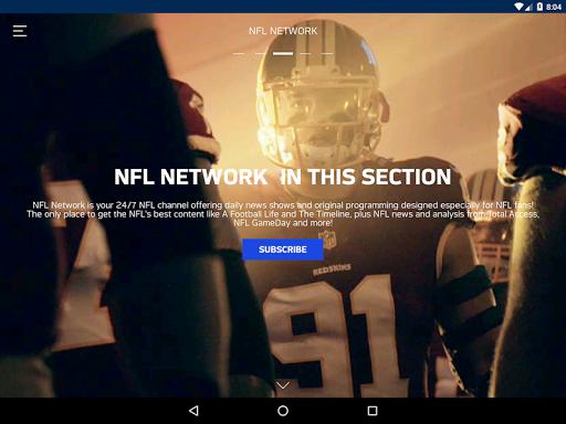 NFL Game Pass International 1.9.1 Screenshots 2