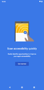Accessibility Scanner 2.0.0.291991417 Latest MOD Updated 1