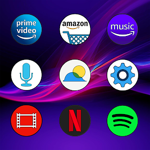 Xperia – Icon Pack v5.0 [Patched] 5