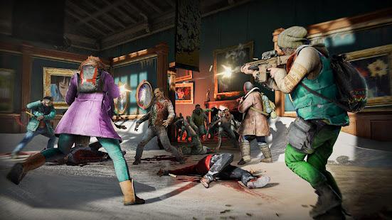 Image For Survival Zombie Games 3D : Gun Shooting Games FPS Versi 2.3 4