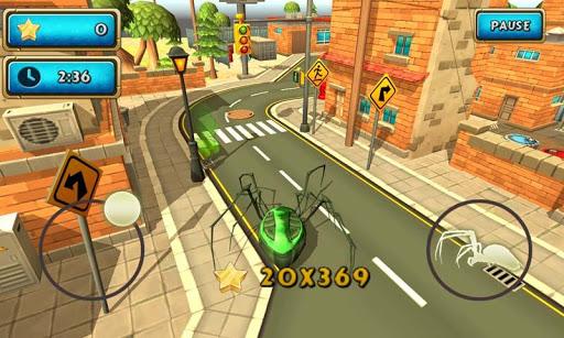 Spider Simulator: Amazing City  screenshots 5