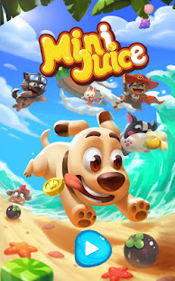 Mini Juice - Dogs vs cats for fruit juicy