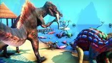 ワイルド恐竜シミュレーターゲーム:ディノシムのおすすめ画像2