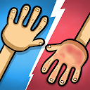 Red Hands – 2-Player Games