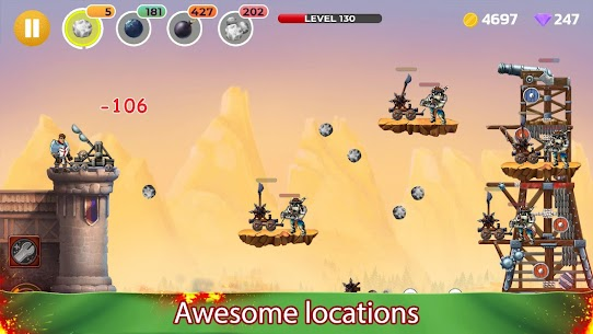 Catapult Wars 8