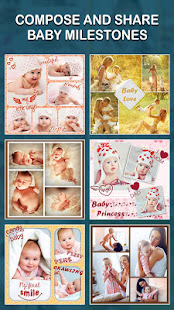 Baby Photo Collage