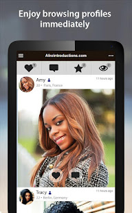 AfroIntroductions - African Dating App 4.2.2.3426 Screenshots 6
