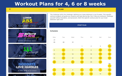 Abs Workout - Daily Fitness 4.7.9 Screenshots 5