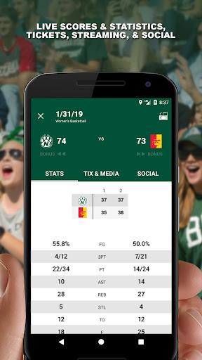 nw bearcat athletics screenshot 3