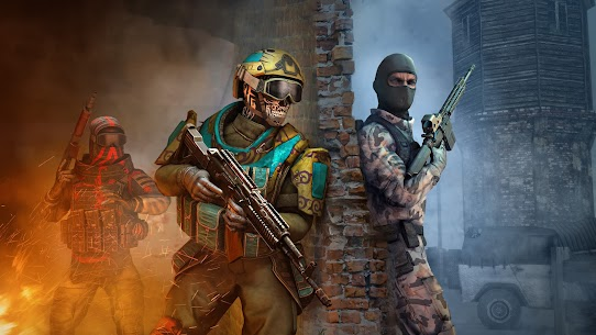 Striker Zone Mobile: Online War Shooting Games 1