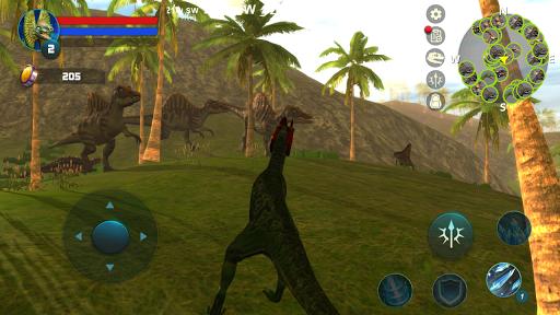Dilophosaurus Simulator 1.0.4 screenshots 7