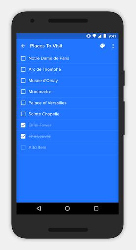 NOTEBOOK - Take Notes, Sync screenshots 5