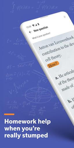 Chegg Study - Homework Help 9.5.3 Screenshots 1