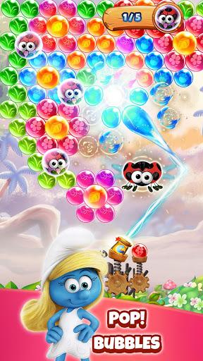 Smurfs Bubble Shooter Story modavailable screenshots 1