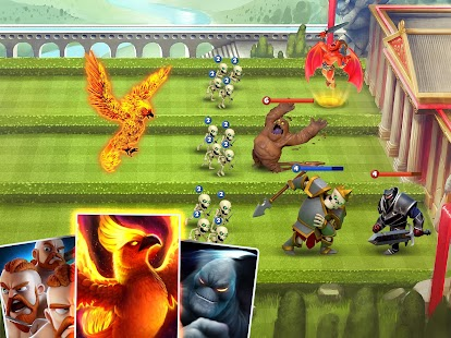 Castle Crush: Epic Battle - Free Strategy Games Screenshot