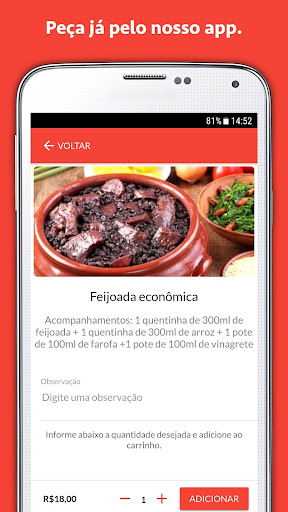Panela Cheia Delivery 2.0.7 screenshots 2