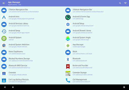 App Manager android2mod screenshots 7