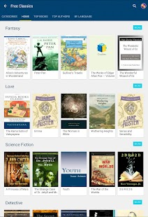 50000 Free eBooks & Free AudioBooks Screenshot