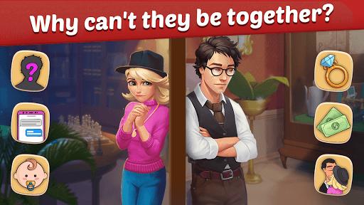 Family Hotel: Renovation & love storyu00a0match-3 game 1.92 screenshots 11