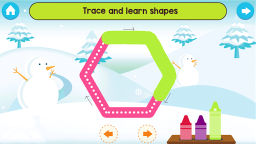 Colors & Shapes Game - Fun Learning Games for Kids android2mod screenshots 14
