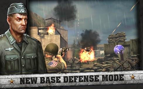 Frontline Commando: D-day MOD APK 2021 [Unlimited Money/Gold/OBB] 4