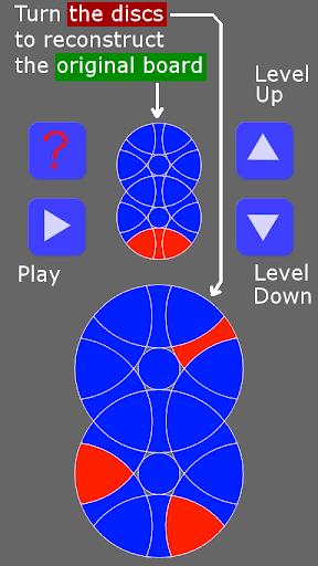 circle puzzle screenshot 2