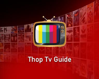 Thop TV Apk Download 2021** 9