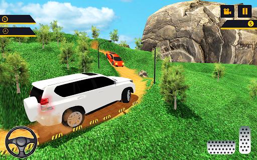 Real Prado Car Games 2020 : Cruiser Car Games 2021 android2mod screenshots 2