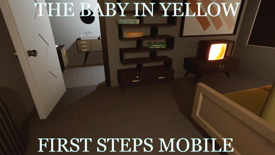 The Baby In Yellow Steps APK + MOD (Unlimited Money) 2