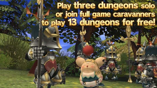 FinalFantasy CrystalChronicles Apk Mod v1.0.1 +OBB/Data for Android. 3