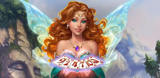 Screenshot of Magic Story Of Solitaire Offline Cards Adventure