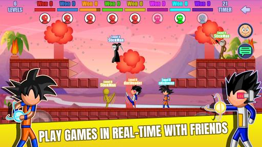 Stick Fight Online: Multiplayer Stickman Battle 2.0.33 screenshots 2