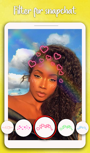 Filter for Snapchat - Sweet Snap Camera 1.0 Screenshots 13