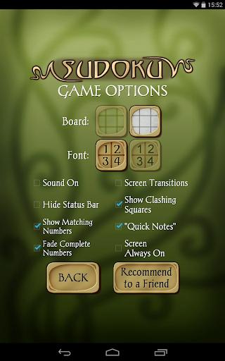 Sudoku Free 1.52 screenshots 21