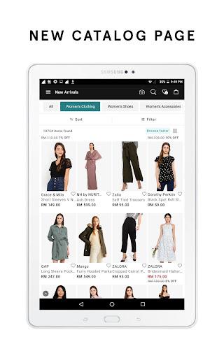 ZALORA - Fashion Shopping 10.5.6 screenshots 21