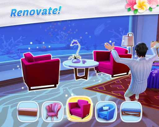 Design Island: 3D Home Makeover 3.17.0 screenshots 12
