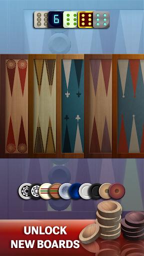 Backgammon - Offline Free Board Games 1.0.1 Screenshots 4