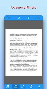 Doc Scanner – Phone PDF Creator Premium MOD APK 4