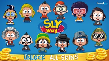 Slyway - Puzzle Game