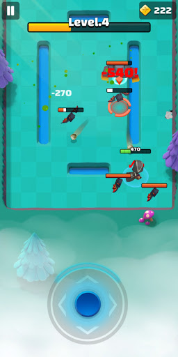 Code Triche Archer Legend (Astuce) APK MOD screenshots 5