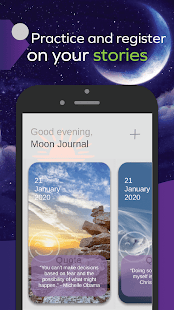 Moon Journal - Moon phases and Rituals