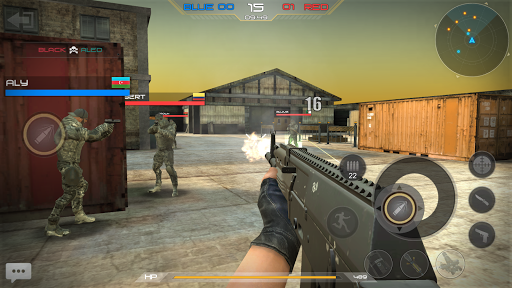 Call of Battle:Target Shooting FPS Game screenshots 8