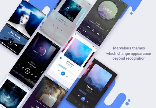 Stellio - Music and mp3 Player 6.2.11 Screenshots 9
