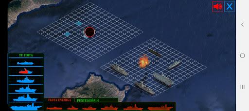 Hundir la flota - Batalla de Buques de Guerra APK MOD (Astuce) screenshots 6