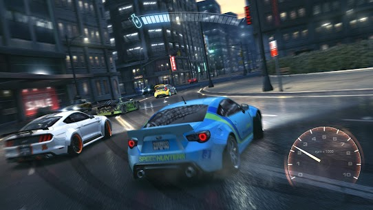 Need for Speed: No Limits APK MOD 5.5.1 (Supercar, Free Upgrade) 8