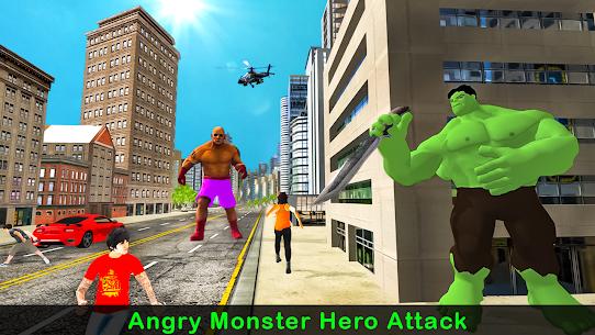 Incredible Monster City Battle Apk Download 2