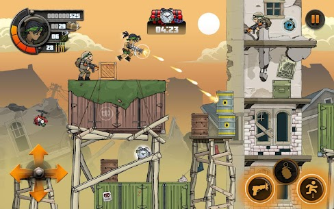 Metal Soldiers 2 APK MOD 2.80 (Unlimited Money) 6