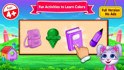 Colors & Shapes - Kids Learn Color and Shape modiapk screenshots 1