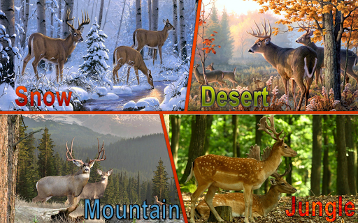 Deer Hunting 2020 : Offline Hunting Games 2020 android2mod screenshots 13